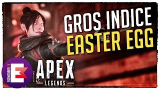 GROS INDICE DES DEVELOPPEURS SUR LE EASTER EGG | Apex Legends News