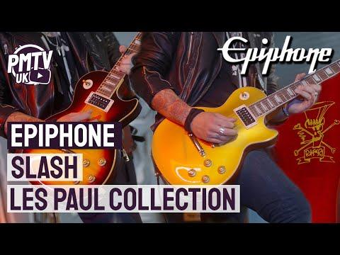 Epiphone Slash Les Paul Collection – Satisfy Your Appetite For Destruction!