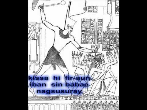 tausug  khutba- Kissa hi firaun iban sin babae  nagsusuray(sheikh  abdulatif)