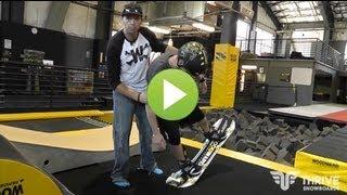 Snowboard Trick Tips: Wildcat Sideflips
