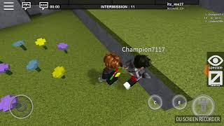 Roblox Flee The Facility Karma is a B*tch Watch Till The End