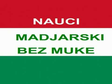 NAUCITE MADJARSKI BEZ MUKE /Lekcija 17 from YouTube · Duration:  4 minutes 37 seconds