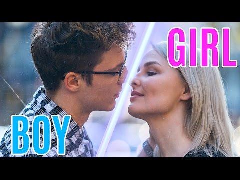 Boy vs. Girl - Erstes Date | Die Lochis