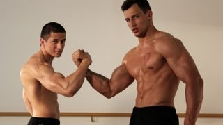 Tréning na celé telo - Ako schudnúť - ako nabrať svaly - Posilka.TV
