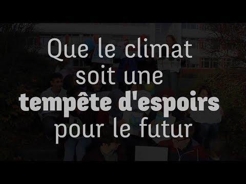 Forum des jeunes à la COP23 : une tempête d'espoirs !