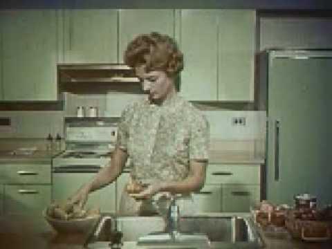 """Civil Defence Short - """"About Fallout"""" (1963) Pt. 2/3"""
