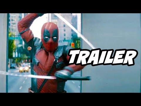 Deadpool 2 Trailer - Avengers Infinity War Joke and Easter Eggs Explained