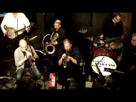 Ladwig's Dixieland Kapelle LIVE I've Found A New Baby Jack Palmer, Spencer Williams