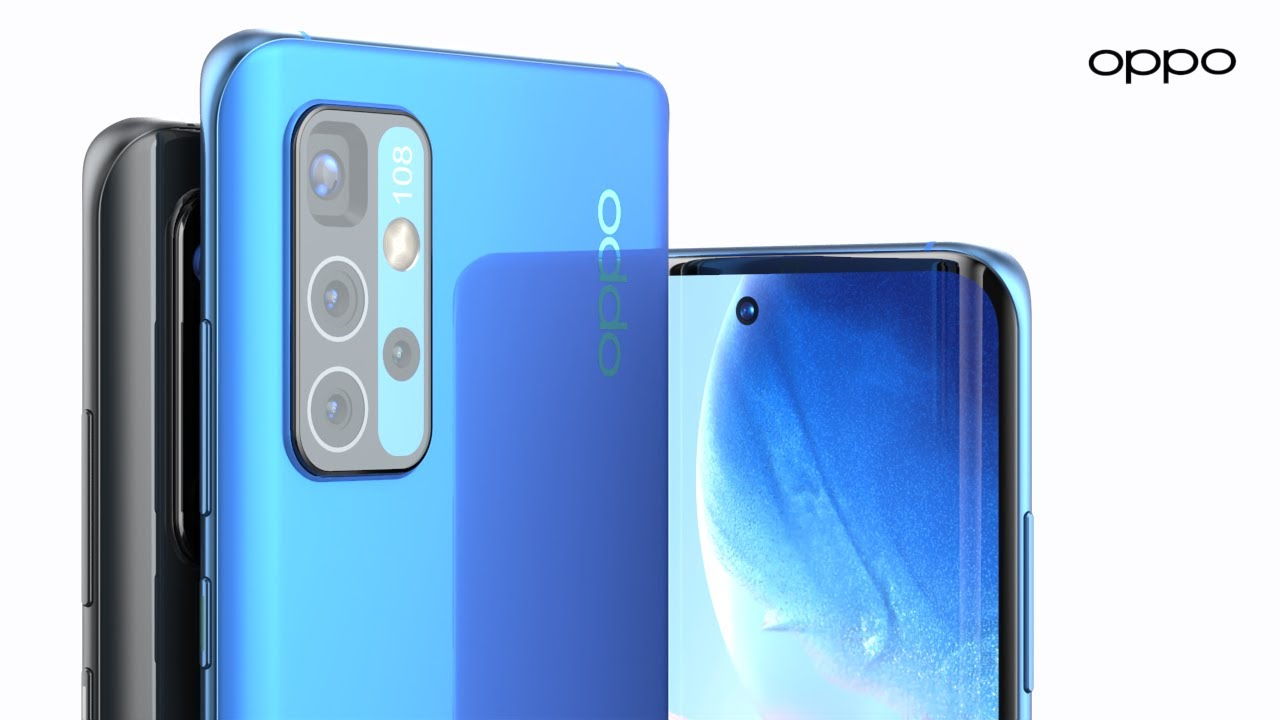 Download Oppo Reno 6 Pro Stock Wallpapers [FHD+]
