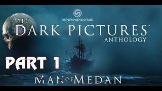MAN OF MEDAN - Full Game Walkthrough - Part 1