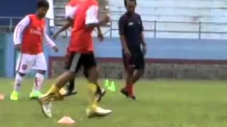 Peluncuran SSI Arsenal Semarang Meriah   SuaraMerdeka TV