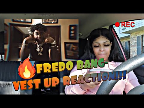 Fredo Bang – Vest Up (Official Music Video) REACTION