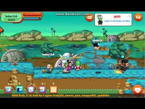 Ngọc rồng online săn ngọc rồng Namek togathoi