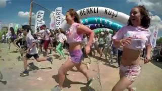 COLOR SKY - 5K Renkli Koşu 2016