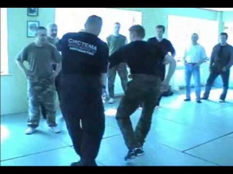 Systema Talanov video archive. Valentin Talanov, 2004.