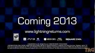 Final Fantasy XIII-3 : Lightning Returns - Gameplay Trailer (HD)
