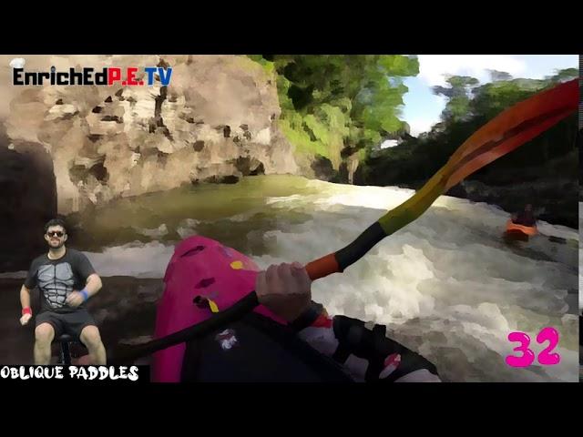 Digital A.P.E.: SEATED! S2E8 Adventure - Kayak