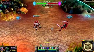 Jack of Hearts Twisted Fate (2012 Visual Upgrade) League of Legends Skin Spotlight