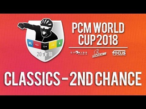 PCM World Cup 2018 - Classics - Second Chance - Group D