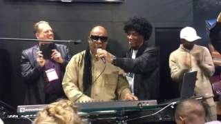 Watch Stevie Wonder Tell Me Something Good video