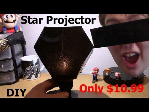 Build home planetarium star