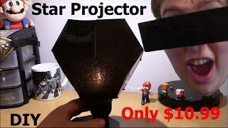 Review DIY Planetarium Star Celestial Projector Lamp Night Sky Light Romantic Gift