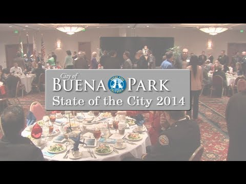 State of the City of Buena Park 2014