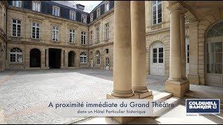Appartement exceptionnel à vendre en plein coeur de Bordeaux !