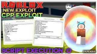 ✔️ NEW ROBLOX HACK/EXPLOIT: CPP | (patched) SCRIPT EXECUTION! [FLY, NOCLIP, & MORE!] | JUNE 2017!
