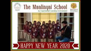 Maalinyai Children wishes you a Happy New Year 2020