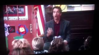 Kindergarten cop, who is your daddy?