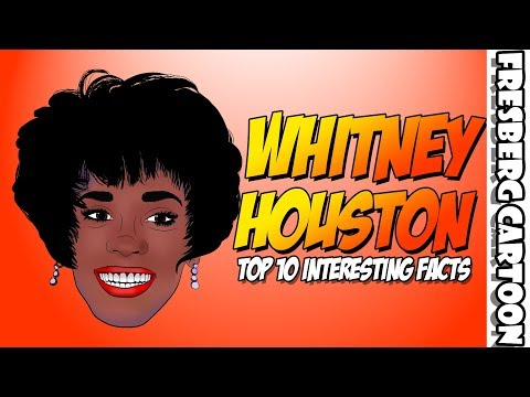 Remembering Whitney Houston | Watch Fun Facts About Whitney Houston | Biography Highlights