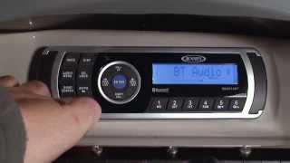 How to Connect Your Jensen Audio System to a Bluetooth Device