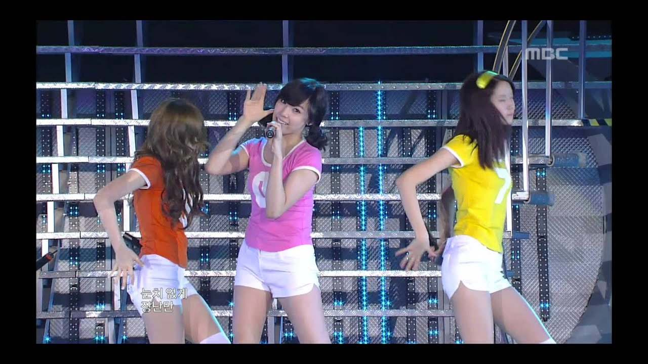 Download Girls' Generation - OH!, 소녀시대 - 오!, Music Core 20100227