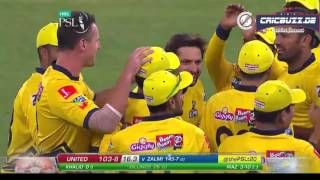 (Catches + Interview )Peshawar Zalmi What an amazing performance by Mohammad Asghar PSL T20 2016