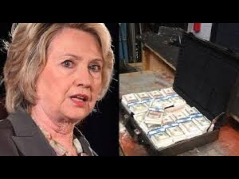 CLINTON NIGHTMARE! URANIUM informant Exposes VIDEO of cash briInefcase and  Implicating INFORMATION