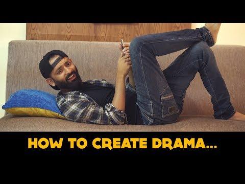 BYN: How To Create Drama