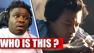 WHO IS THIS ? Harry Styles - Falling (Official Video) - REACTION