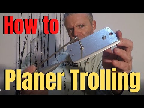 How To Troll A PLANER | Planer Trolling Basics & Tactics