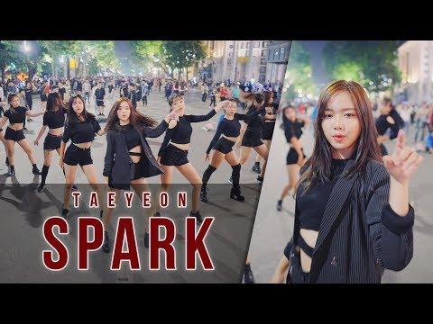 [KPOP IN PUBLIC CHALLENGE] TAEYEON 태연 '불티 - (Spark)'  Dance Cover By GUN Dance Team
