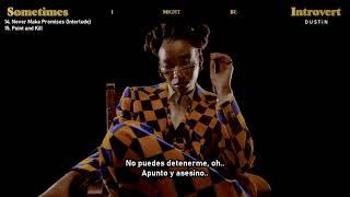 Little Simz ⥈ Never Make Promises (Interlude) / Point and Kill Ft Obongjayar «Subtitulado Español»