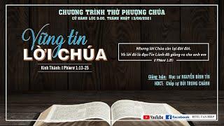 HTTL TÂN HIỆP (Kiên Giang) - Chương Trình Thờ Phượng Chúa - 13/06/2021