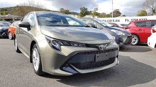 2019 Toyota Corolla In Depth Tour Interior and Exterior