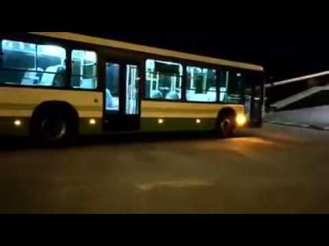 Tata new buses to South Africa in Bombay port
