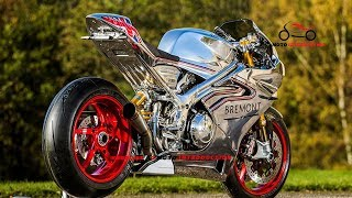 2019 Norton V4 RR & SS officially debuts   Detail 2019 Norton V4 SS limited edition
