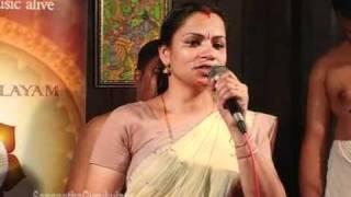 NAADAvidyaaLAYAM SangeethSatsangam 2011 December Part 3