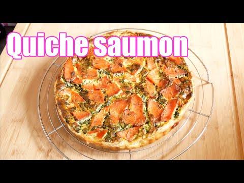 quiche-saumon-épinards