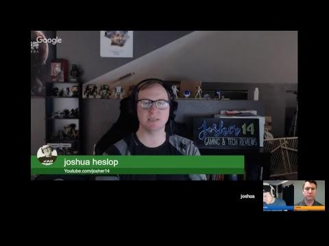 Heslop Tech Talk LIVE! 3/8/18- #NotchGate, Galaxy S9 DxO, Crypto Mining Malware, Surface Pro LTE