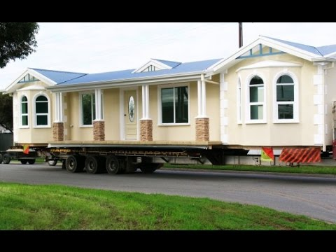 Prefabricated houses (Prefabs)