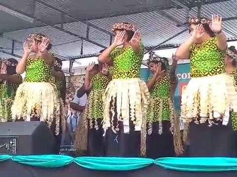 USP Open Day 2017 Tokelau ( Gali gali hina kaulelei)